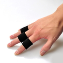 Double Star Finger Supports, Sleeves for Basketball, Finger Braces / Bands, Finger Protector (10 pcs/box)