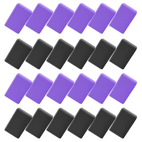Wholesale Lot GOGO Foam Yoga Blocks, 4 x 6 x 9 inches (24 PCS)