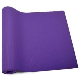 "GOGO Premium 1/4"" (6mm) Purple Yoga Mat, High Density Yoga Mat, Yoga Accessories"