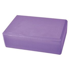 GOGO Foam Yoga Block, 3x6x9 inches Yoga Block, Yoga Accessories (Price for SINGLE PIECE)
