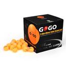 GOGO 3-Star 40mm Seamless Table Tennis Balls, Premium Ping Pong Balls (144-pack)