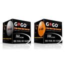 GOGO 3-Star Table Tennis Balls, Premium Ping Pong Balls (144pcs x 2 Boxes)