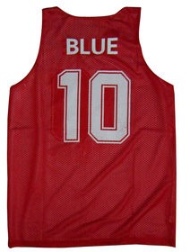Customized Opromo Reversible Basketball Jerseys with Printed Numbers of Names, Mesh Tank, S-2XL, M01, Price/Piece