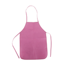 Blank 80G Non Woven Color Kids Aprons, 19