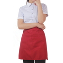 Opromo Bistro Apron with Two Pockets, 21
