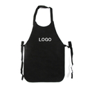Custom 75 GSM Non-Woven Adult Apron, Various Colors, 16 1/2