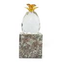 Blank Crystal Pineapple Award (5 1/2
