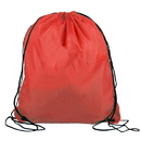 "Blank 210D Polyester Drawstring Backpack, 14"" W x 16"" H"
