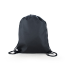 Customized 210D Nylon Drawstring Backpack with PU Reinforced Corners - Long Leadtime, 13