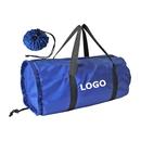Custom 190T Polyester Fold Up Duffel Bag, 10