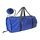 Blank 190T Polyester Fold Up Duffel Bag, 10