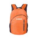 Custom Lightweight Waterproof Stylish Foldable Backpack, Nylon, 16 1/2