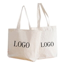 Customized 10oz Cotton Tote Bag, 15
