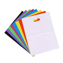 Blank Die Cut Handle Bags (2.5 Mil), 6