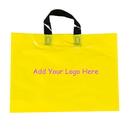 Custom 2.5 Mil Colorful Plastic Handle Bags, 15
