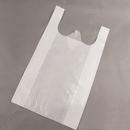 Blank 0.9 mil Plastic T-Shirt Bag, 12