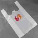 Custom 1.0 mil Plastic T-Shirt Bag, 12