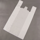 Blank 1.0 mil Plastic T-Shirt Bag, 12