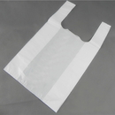 Blank Plastic T-Shirt Bag, 8