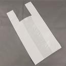Blank Plastic T-Shirt Bag, 10