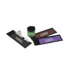 Custom Colorful Wrist Runner Wallet with Velcro Closure, 70 Denier Nylon, 10