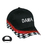 Promotional Checked Flag Cap, 6 Panel