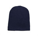 Blank Acrylic Heavyweight Short Beanie Cap - In Stock
