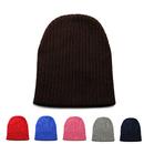 Opromo Kids Boys Girls Cool Knit Baggy Slouchy Hat Children Skull Caps Basic Beanie