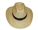 Novelty Straw Cowboy Hat, Adult Size