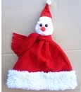 Blank Santa Hat, One Size Fits All