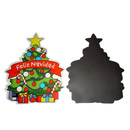 Custom Christmas Tree Flexible Magnet, 3 1/5