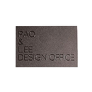 Custom Business Cards with Spot UV on Both Sides, 4-Color Printing, 100 Per Box