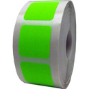 "Removable Square Color Coding Labels, 1000pcs/Roll, 1""x 1"""