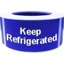 "KEEP REFRIGERATED Shipping Labels/Warehouse Labels, 2"" x 4"", 500pcs/Roll"