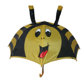 Custom Bee Style Umbrella for Children, Price/Piece