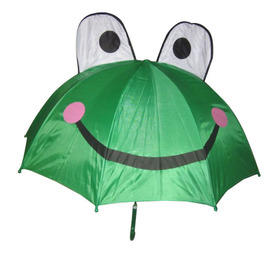 Custom Frog Animal Umbrella, Self-Automatic Open, Price/Piece