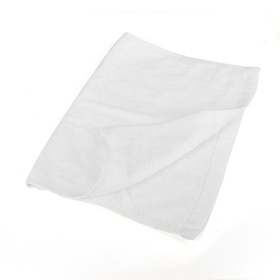 "Blank Hemmed Fingertip Towel with 11""x18"", Price/Piece"