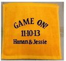 Custom Cotton Towel with 11 4/5 Inch*18 Inch, Long leadtime