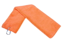 "Premium Tri-Fold Golf Towel with Carabiner Clip, 16""*25"""