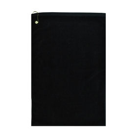 "Heavyweight 100% Cotton Hemmed Unfolded Towel with Hook, 16""*25"", Price/piece"