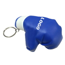 Custom Boxing Glove Keychain, 3.5