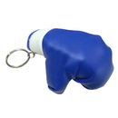 Blank Boxing Glove Keychain, 3.5