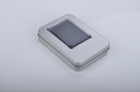 Blank USB Presentation Rectangle Tin, Price/piece