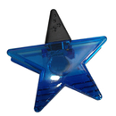 Blank Star Shaped Magnetic Memo Clip, 3 1/2