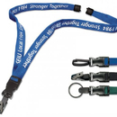 Customized Single Lanyard with Swivel Hook