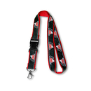 Blank Double Layer Polyester Lanyard, 1