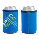 Custom Insulated Beverage Holder, Neoprene Can Insulator/Can Koozies, 4 1/4