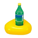 Blank Inflatable Drink Holder, 10 1/2