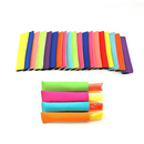 (Pack of 10) Blank Neoprene Ice Popsicle Sleeve Holder, 6