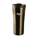 Custom Coffee Tumbler, 17 oz. , 7 1/2